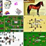 Horse isle online game different levels