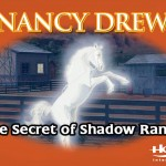 Nancy Drew: Secret of Shadow Ranch игра лошади